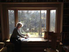 View from den Den, Windows, Ramen, Window