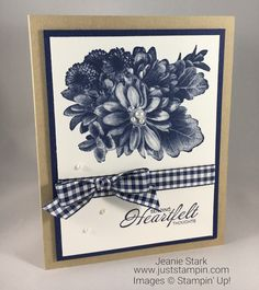 H is for Heartfelt Blooms | Just Stampin'