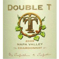 My new favorite Chardonnay! Trefethen 2009 Double T Chardonnay, Napa Valley at WineExpress.com