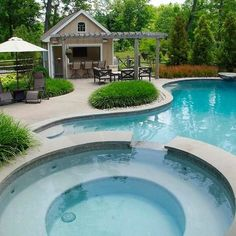 Traditional Pool Design