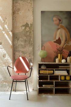 Contemporary Interior Design, Home Interior Design, Interior Architecture, Contemporary Landscape, Contemporary Architecture, Modern Contemporary, Contemporary Apartment, Simple Interior, Contemporary Wallpaper