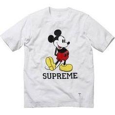Supreme x Disney Mickey Mouse T-Shirt
