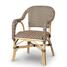 Patio Terrace Chair - Traditional - Outdoor Chairs - by Masins Furniture Traditional Outdoor Chairs, Tropical Chairs, Plastic Patio Chairs, Rattan Armchair, Rattan Chairs, Furniture Chairs, Lounge Chairs, Bliss Home And Design, Outdoor Dining