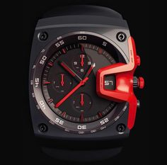 CGI rendering of a watch we designed a few years ago while we were developing Peugeots watch design ID Design Lab, Time Design, Sport Watches, Cool Watches, Wrist Watches, Men's Watches, Peugeot, Graffiti Pictures, Camera Watch