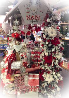 """Une des 3 collections 2014 ... """"Noël en Famille"""""""