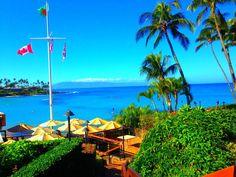 Napili Kai Beach Resort on Maui - one of the best low key beautiful properties in Hawaii! Hawaii Honeymoon, Hawaii Vacation, Hawaii Resorts, Beach Resorts, Maui Travel, Most Beautiful Beaches, Tahiti, Kai, Island