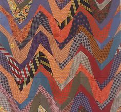 raymond houston, tutorials, pattern tie, neckti quilt, quilt inspir, quilts, feathers, birds