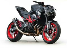 kawasaki z800 modified - Google Search
