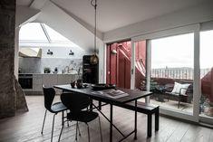 Cozy attic apartment Follow Gravity Home: Blog - Instagram - Pinterest - Facebook - Shop