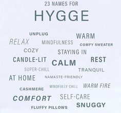 Hygge names , Danish Words, Hygge Life, Fluffy Pillows, Rustic Bathrooms, Minimalist Lifestyle, Slow Living, Trends, Simple Pleasures, Simple Living