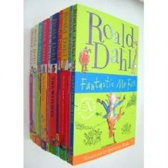 Roald Dahl Collection, This Book, Books, Stuff To Buy, Libros, Book, Book Illustrations, Libri