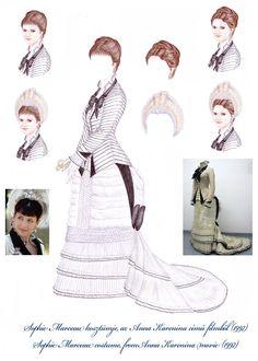 Vanda's Secret Wardrobe - Anna Karenina by maya40.deviantart.com on @deviantART