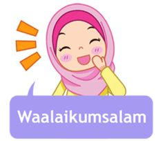 Fatima : Diary of Hijabers LINE stickers Emoji People, Fb Wallpaper, Muslim Greeting, Daycare Design, Hijab Drawing, Funny Friend Memes, Learning English For Kids, Powerpoint Background Design, Hijab Cartoon