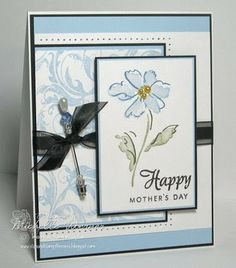 A 6x6 storage idea and some early Mother's Day cards