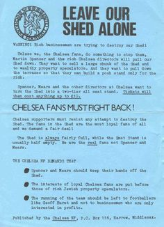 Chelsea Fans, Chelsea Football, Laws Of The Game, Association Football, Most Popular Sports, Stamford Bridge, Garage Workshop, Bats, Celery