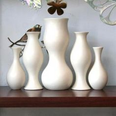 Curvy pottery