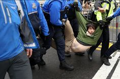 Prosecutors: Most protesters arrested on Inauguration Day will face felony rioting charges