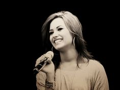 The beautiful Demi Lovato