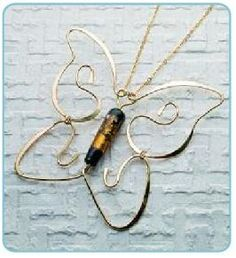 Large Collection of How To Make Butterfly Jewelry Tutorials ~ The Beading Gem's Journal