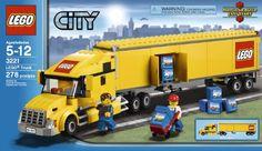 LEGO Truck 3221
