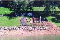 Image result for lakefront landscaping