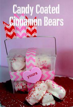 candy coated cinnamonbears
