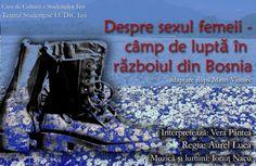 Despre sexul femeii – camp de lupta in razboiul din Bosnia