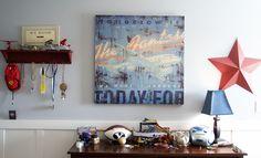 Boys Bedroom Redo Ideas... - The Polkadot ChairThe Polka Dot Chair