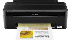 AFFORDABLE & UNSURPASSED PRINTING EFFICIENCY    Epson DURABrite™ Ultra Ink    Epson INKdividual™ Cartridges    Print speed up to 28 ppm    Print resolution up to 5760 x 1440 dpi