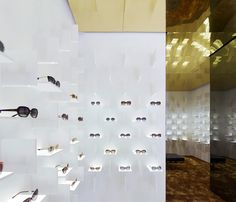 Ippolito Fleitz Group reflects eyewear by Bolon into oblivion - News - Frameweb