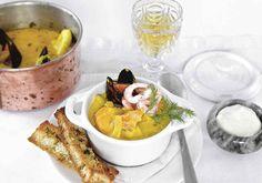 En fisksoppa med smak av salt luft och friska vindar.
