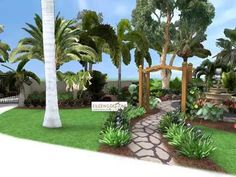 Eileen G Designs - South Florida Landscape Design