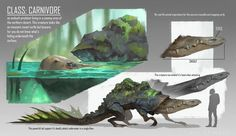 ArtStation - Creature Concept, Art of Nate Creature Concept Art, Creature Design, Forest Creatures, Fantasy Creatures, Creature Drawings, Fantasy Races, Dungeons And Dragons, New Art, Mythology