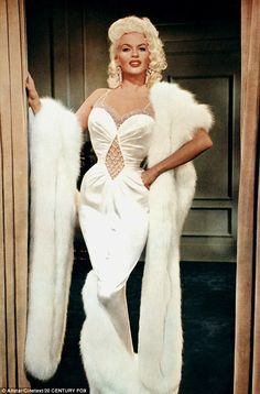 Chris Hutchins recalls how Hollywood starlet Jayne Mansfield (pictured) once turned up at ...