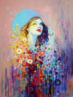 Hobi, tasarım, yağlı boya tablo: Yağlı boya tablo sevenlere, çok beğendiğim bir tablo.
