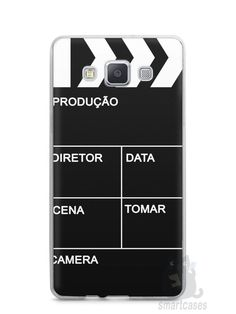 Capa Samsung A5 Diretor de Cinema - SmartCases - Acessórios para celulares e tablets :)