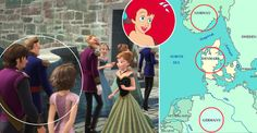 @Autumn Maczko the last one blew my mind! 10 Surprising Things You Didn't Know About Disney's Frozen