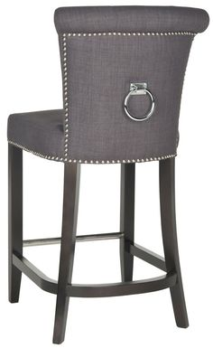 Astonishing Comedy Of Color Counter Stool By Leatherwooddesign Gmtry Best Dining Table And Chair Ideas Images Gmtryco