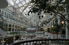 St. Stephen's Green Shopping Centre in Dublin