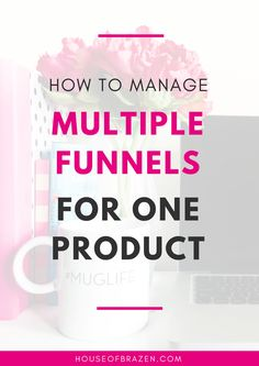 Getting confused on how to manage your sales funnels with your multiple lead magnets? Learn how to systemize it easily in this post.