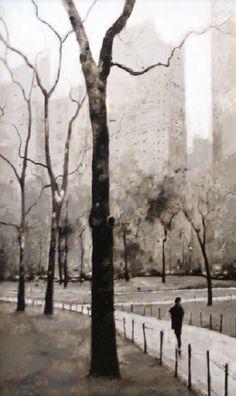 Geoffrey Johnson- Central Park