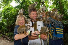 Isla de Los Micos (Monkey Island) Amazon Colombia