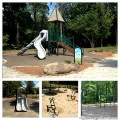 Strickland Road Park Raleigh