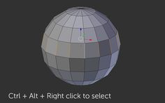 Advanced modeling tutorial in Blender. - chocofur.com