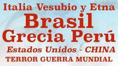MSJ NSJesús Enero 21 2016 Brasil Grecia Perú Terror Guerra Mundial Etna ...
