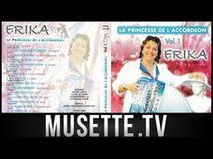 Musette - Erika - Emmene Moi Danser Ce Soir !