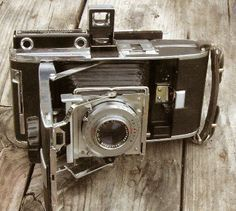 Son Of The Graflex 110 4x5 Format Camera, Custom Made By Alpenhause Kamera Werke