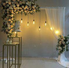 Wedding Stage Backdrop, Wedding Stage Decorations, Birthday Decorations, Wedding Card Design, Wedding Cards, Backdrop Design, Flower Arrangements, Backdrops, Floral