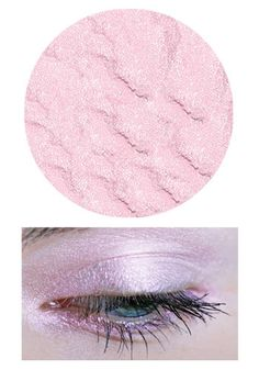 Color for the soft pink eye look?