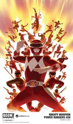 Time Force Joins Power Rangers: Shattered Grid In April 2018 Power Rangers Fan Art, Power Rangers Comic, Go Go Power Rangers, Mighty Morphin Power Rangers, Power Rangers Time Force, Age Of Mythology, Kamen Rider, Thundercats, Gi Joe